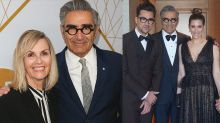 Eugene Levy and His Wife Deborah Divine Were Strict Parents With Dan and Sarah
