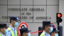 Chinese authorities take over closed US consulate in Chengdu