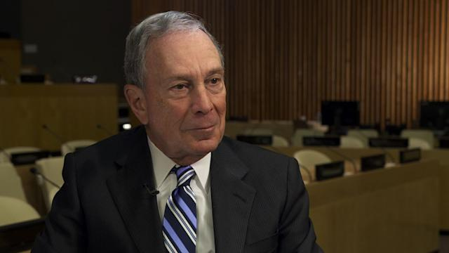 Bloomberg Answers Your Questions: Gun Control