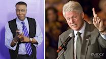 The Tale Behind Clinton's Arsenio Appearance