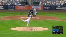 Salvador Perez's solo home run