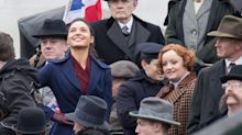 The Office Star Lucy Davis Is Unrecognisable In Wonder Woman Movie