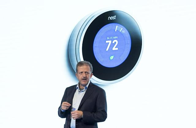 Nest services go down for the third time in three weeks