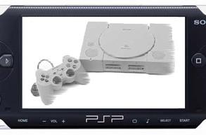 PS3 firmware 2.10 allows Remote Play of PS1 games