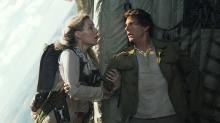 Tom Cruise Takes On 'The Mummy': See All the New Photos