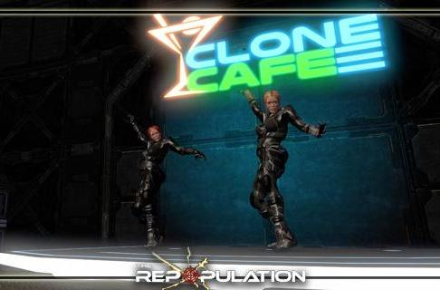 The Stream Team:  Popping back into The Repopulation