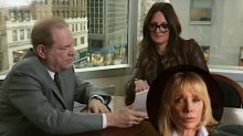 Rosanna Arquette Condemns Weinstein's Lawyer's 'Attempt to Distort the Facts' in ABC 'Nightline' Interview