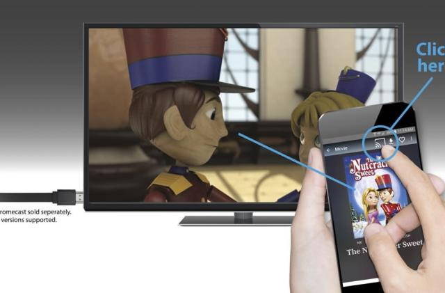 Hoopla's public library app gets Chromecast support