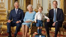 Palace releases two adorable photos showing just how much Prince George has grown