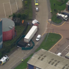 Thurrock deaths: 39 bodies found in lorry container at Essex industrial park