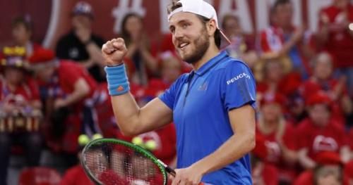 Tennis - Coupe Davis - Coupe Davis : l'équipe de France est arrivée à Lille