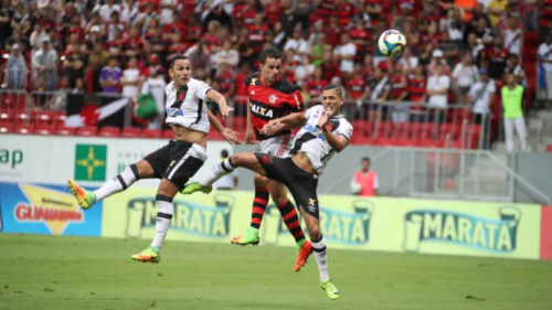 Invencibilidade à prova: Vasco e Flamengo encaram semi no Maraca