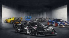 McLaren Senna GTR LM cars created by MSO to honor the F1 GTR's Le Mans success