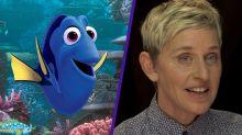 Ellen DeGeneres Dishes 'Finding Dory' Details, Says 'Nemo' Fish Shouldn't Be Pets