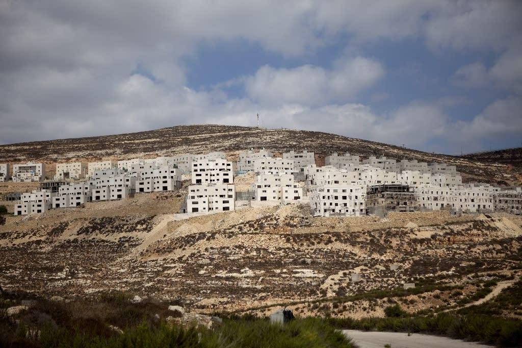 Israel invites bids for 85 West Bank settler homes NGO
