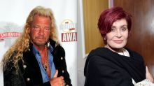 Sharon Osbourne says Dog the Bounty Hunter proposed to Moon Angell because men need a 'woman by their side all the time'
