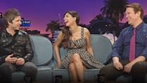 Hannah Simone, Pete Holmes & Noel Gallagher Talk Food & Sex