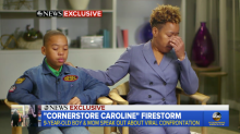 Boy, 9, at center of 'Cornerstore Caroline' video says he 'felt humiliated' by incident