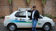 Softbank-backed Ola ramps up electric vehicles push in India