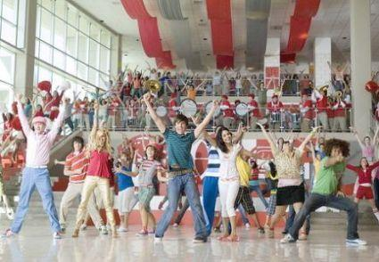 High School Musical 2's HD debut is exclusively on DirecTV
