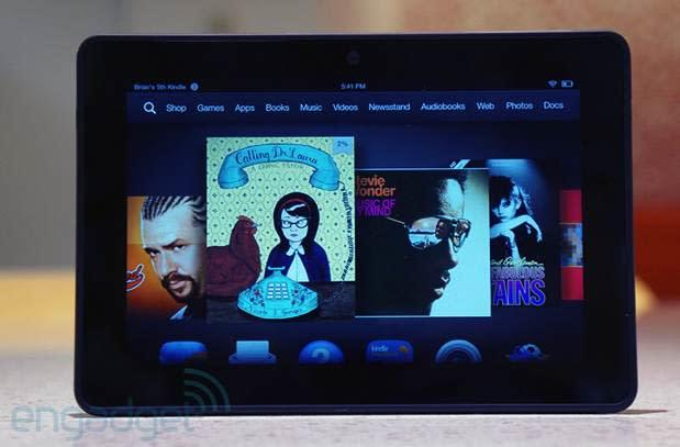 Amazon opens pre-orders for Kindle Fire HD and Fire HDX in the UK and Canada