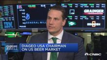 Diageo USA Chairman on the craft beer market