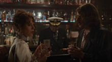 Watch Aubrey Plaza and Jemaine Clement in comic action in this exclusive 'An Evening With Beverly Luff Linn' clip