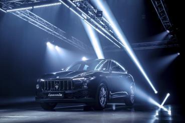 何不直接圓夢? Maserati Levante Elite 358萬元起限量50席