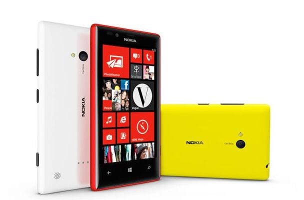 How would you change the Lumia 720?