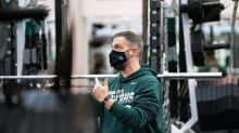 Michigan State football and Jason Novak looking to make up ground in the weight room