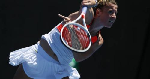 Tennis - WTA - Madrid - Madrid : déjà fini pour Pauline Parmentier