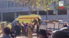 Teenager kills 17 in Crimea college shooting: Russian officials