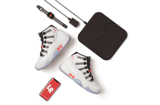 Nike brings self-lacing Adapt tech to the Jordan XI