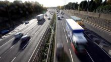 Idea for 'pollution' tents over major roads deemed a potential health hazard