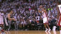 Battier's Threes