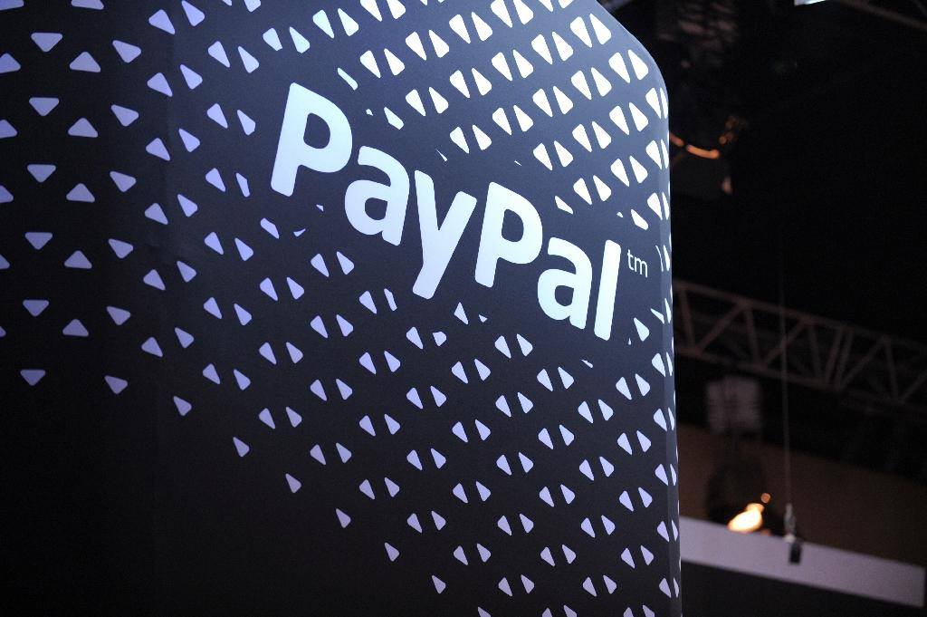 PayPal says it is cooperating with US authorities after they demanded information as part of a money laundering investigation (AFP Photo/ERIC PIERMONT)