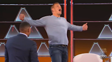Joey Tribbiani? Rob Gronkowski's performance on '$100,000 Pyramid' reminds viewers of 'Friends' character