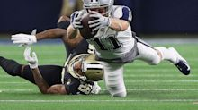 Saints-Cowboys draws largest overnight rating in 'Thursday Night Football' history