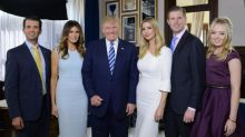 Donald Trump UK visit: US President 'to bring Ivanka, Donald Jr and Tiffany' when he comes to meet the Queen next month
