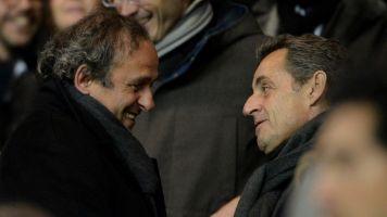 Platini en garde à vue dans l'enquête sur l'attribution du Mondial 2022