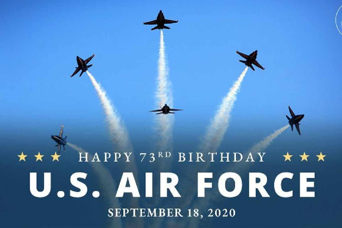 State Department, Officials Accidentally Feature Navy Planes in Air Force Birthday Messages