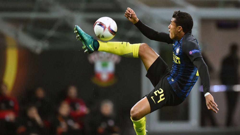 Murillo, galardonado con el premio al mejor gol de la temporada en Italia