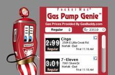 Gas price widget + remote control tool from PocketMac