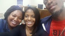 Kamiyah Mobley reunited with her birth parents 18 years after being abducted as a baby