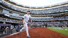Giancarlo Stanton did nothing to deserve being booed by Yankees fans