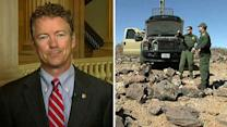 Why will Sen. Rand Paul vote against immigration bill?