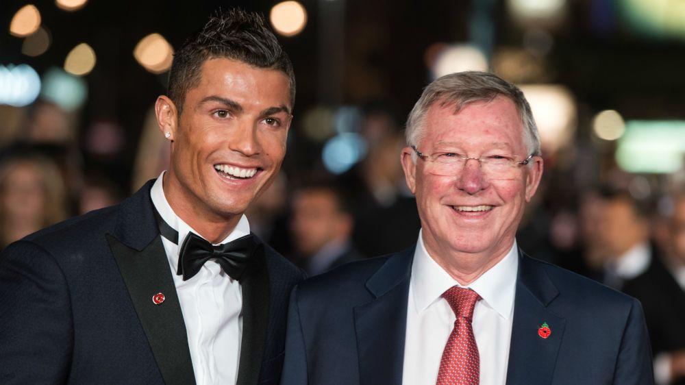 """Ferguson: """"¿Dominio español? Messi y Cristiano envejecen"""""""