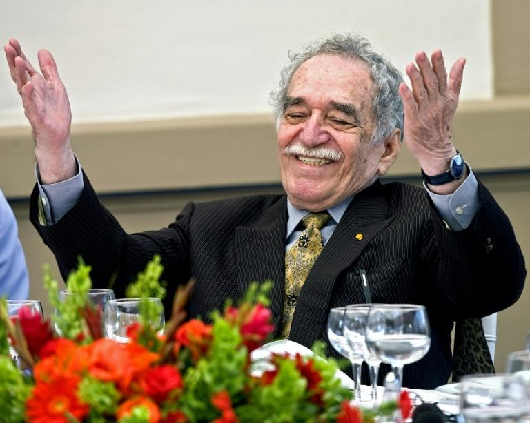 Late Colombian writer Gabriel Garcia Marquez, pictured in Mexico in 2008, won the Romulo Gallegos award in 1972