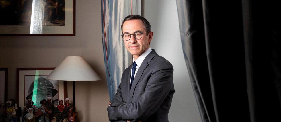 Retailleau: «Macron a confondu l'autorité et le narcissisme»