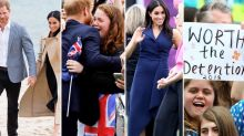 All the best moments from day three of Harry and Meghan's royal tour